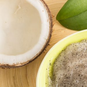 Sand And Coconut Scrub