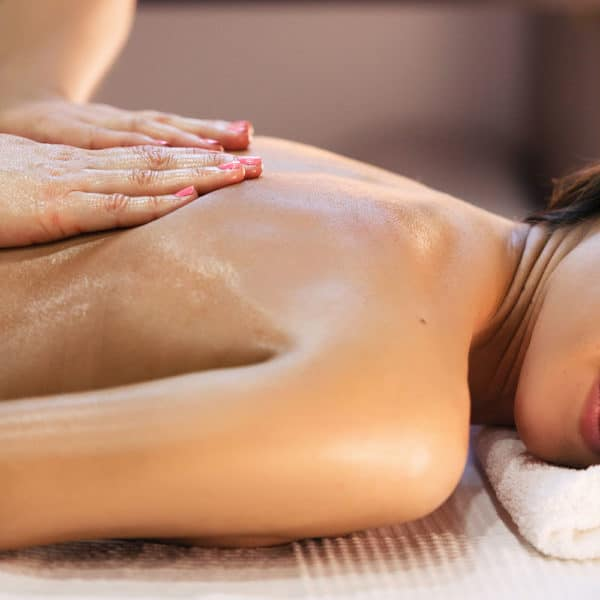 Relaxing Indian Massage