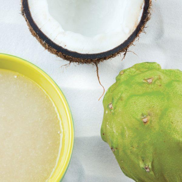 Granita scrub noni & coconut
